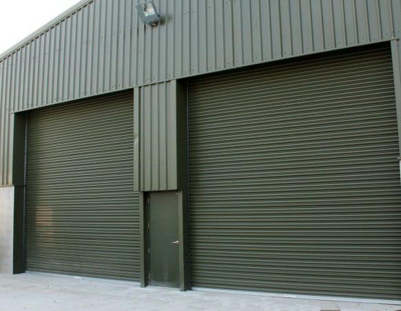 Steel Roller Doors & Shutters